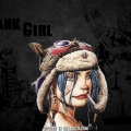 Calvin's Custom 1:6 TANK GIRL 坦克女郎