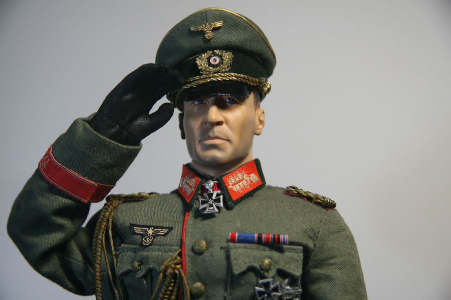 二战德军 曼陀菲尔将军