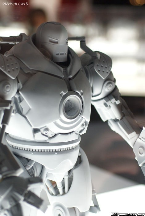Video And Pics: Hot Toys Tenth Anniversary Tokyo Exhibition