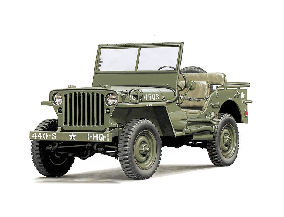 二战美军威利斯.奥佛兰军用吉普车 1 .jpg