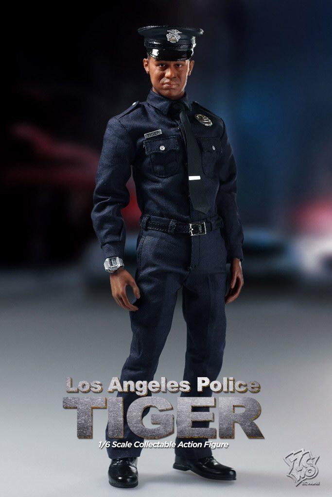 [ZCWO] 1/6 Los Angeles Police- Jack & Tiger 163451xjfwh345lz7gtlju