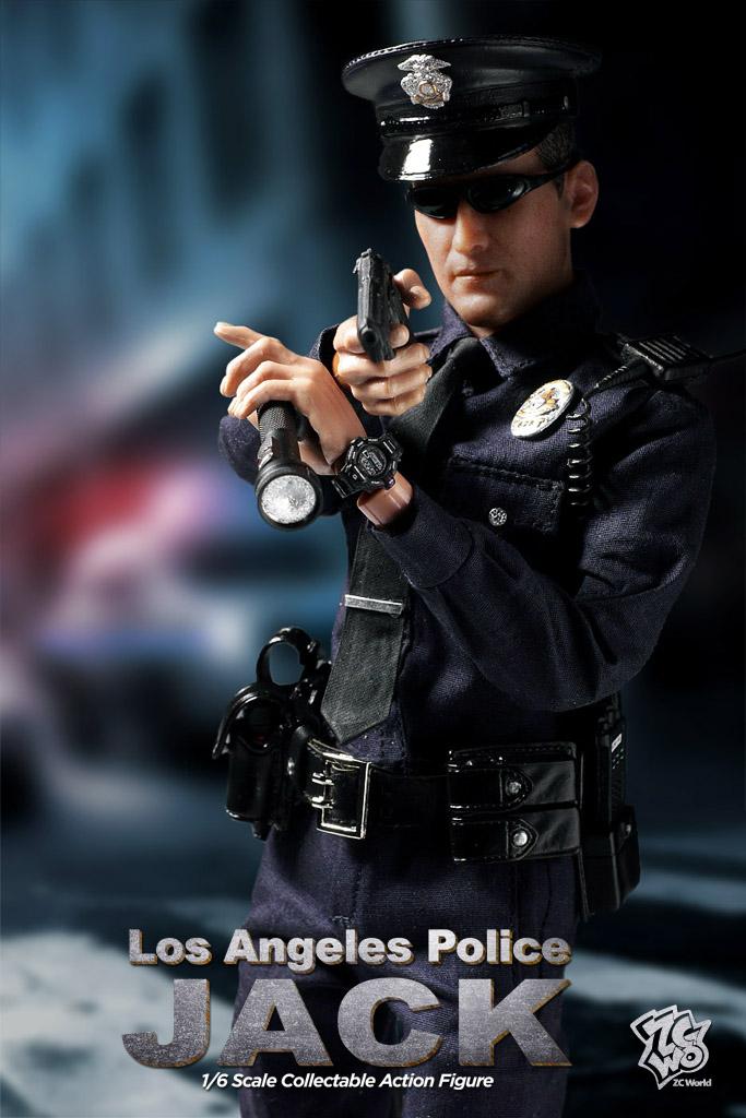 [ZCWO] 1/6 Los Angeles Police- Jack & Tiger 1638456odiai3iu434mav4