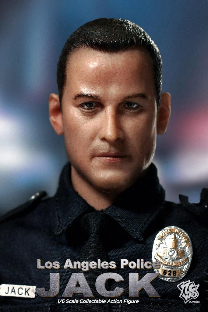 [ZCWO] 1/6 Los Angeles Police- Jack & Tiger 16390175fiihzr72u28ve6