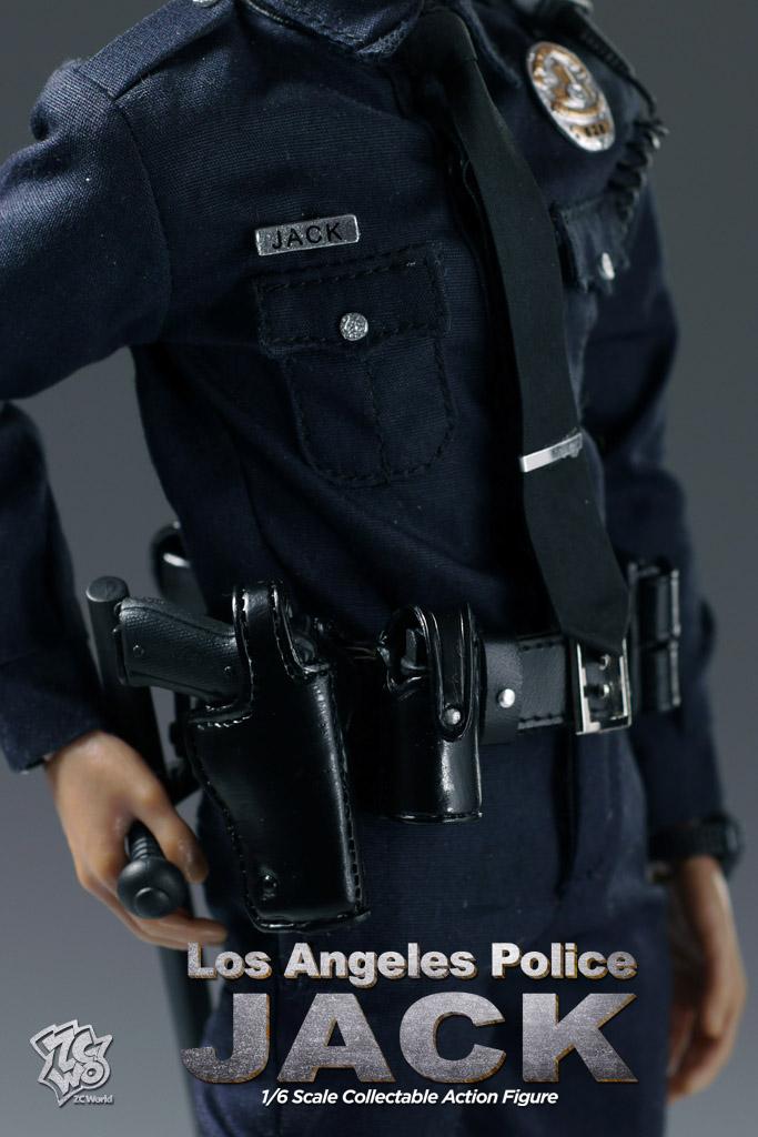 [ZCWO] 1/6 Los Angeles Police- Jack & Tiger 163917xzg36vpoglp2xn3l