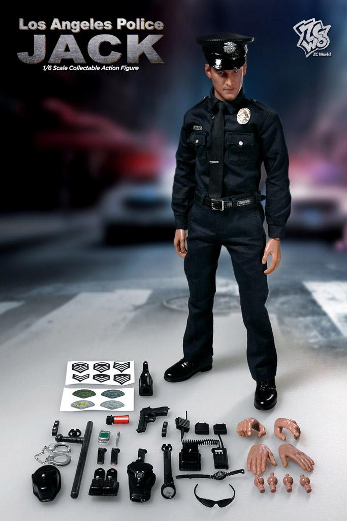 [ZCWO] 1/6 Los Angeles Police- Jack & Tiger 163945o9k9k9orknkakchb