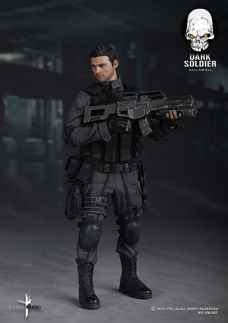 "VTS Dark Soldier: Inspired DOOM Film's Karl Urban/John ""Reaper"" Grimm UPDATED 10/4/14!!!!!! 2216341zwv49vdd2uc55lc"