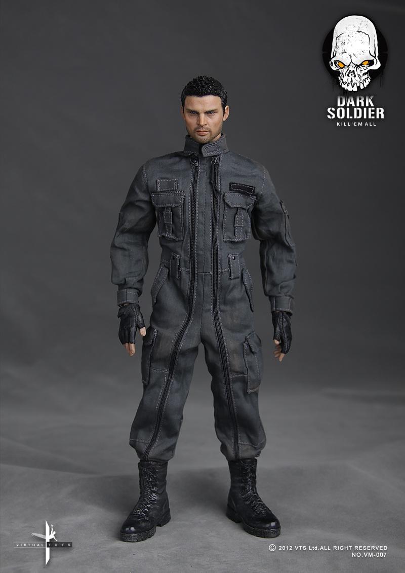 """VTS Dark Soldier: Inspired DOOM Film's Karl Urban/John """"Reaper"""" Grimm UPDATED 10/4/14!!!!!! 22181997w9j9j9u3a1vhb3"""