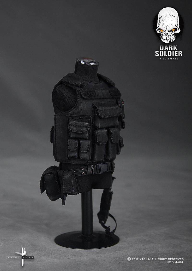 "VTS Dark Soldier: Inspired DOOM Film's Karl Urban/John ""Reaper"" Grimm UPDATED 10/4/14!!!!!! 221837okaarr3orjcaofom"