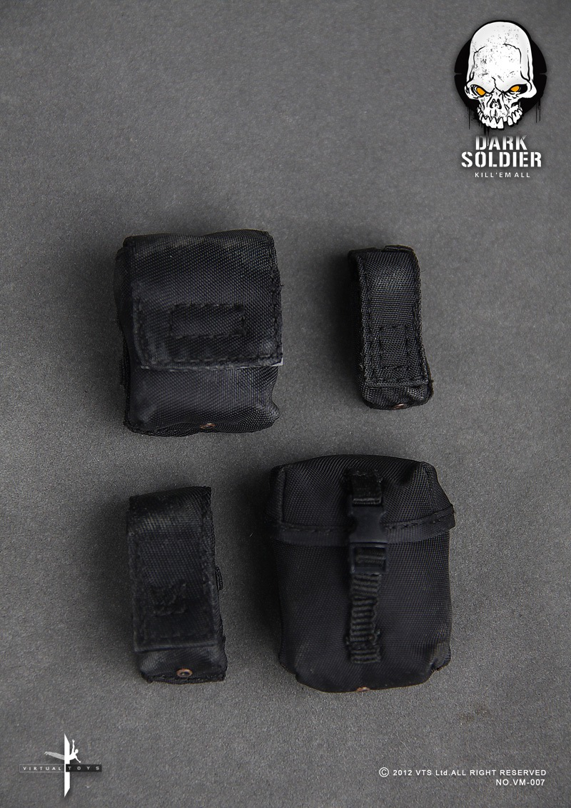 "VTS Dark Soldier: Inspired DOOM Film's Karl Urban/John ""Reaper"" Grimm UPDATED 10/4/14!!!!!! 222001fx5feumfmpffhecs"