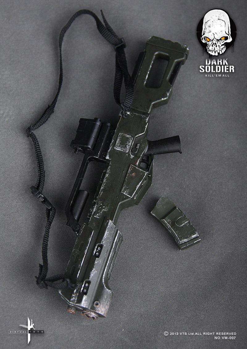 "VTS Dark Soldier: Inspired DOOM Film's Karl Urban/John ""Reaper"" Grimm UPDATED 10/4/14!!!!!! 222023xmxgm55gwa0goca5"