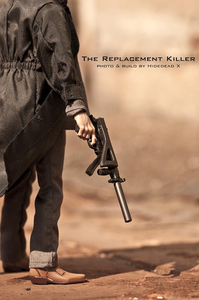 自组 The Replacement Killer-血仍未冷 周润发-