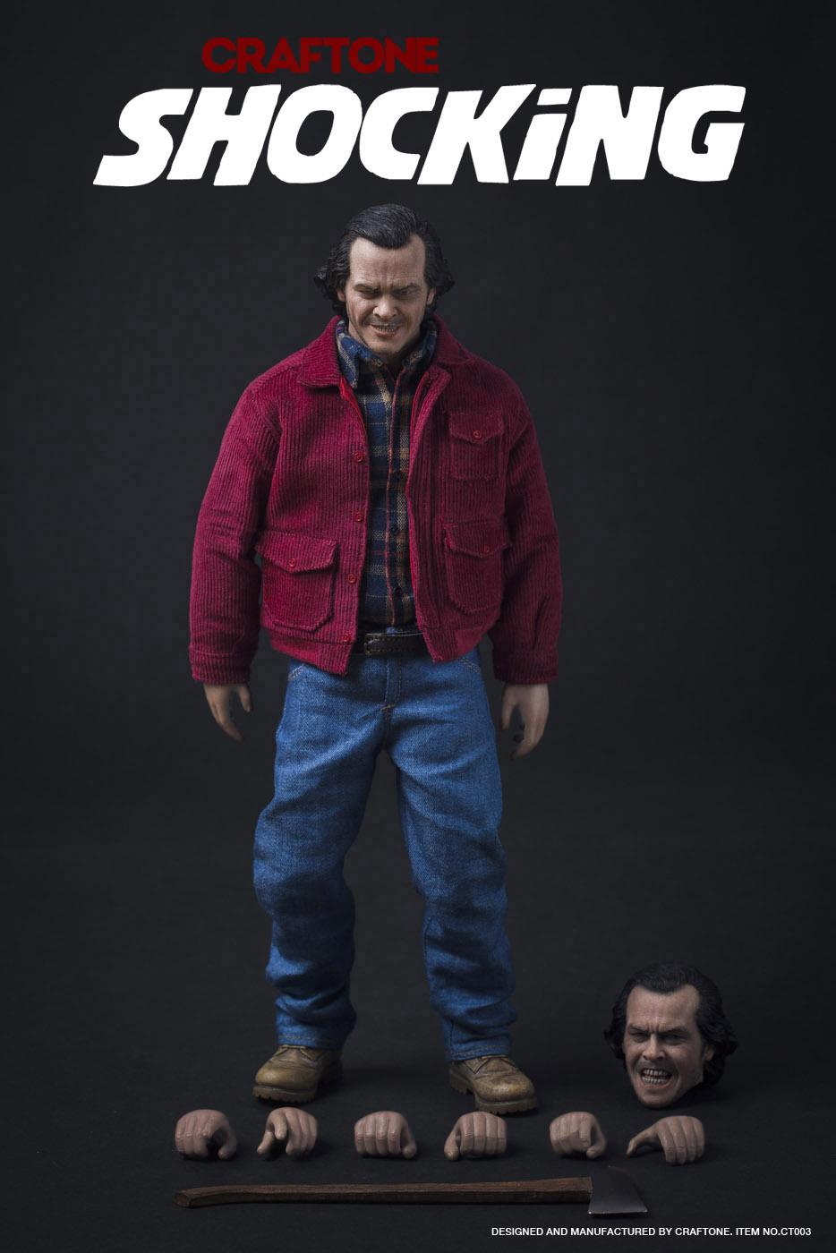 [Craftone] Shocking - Jack Torrance 1/6 scale 183855nro1tziddff4tjit