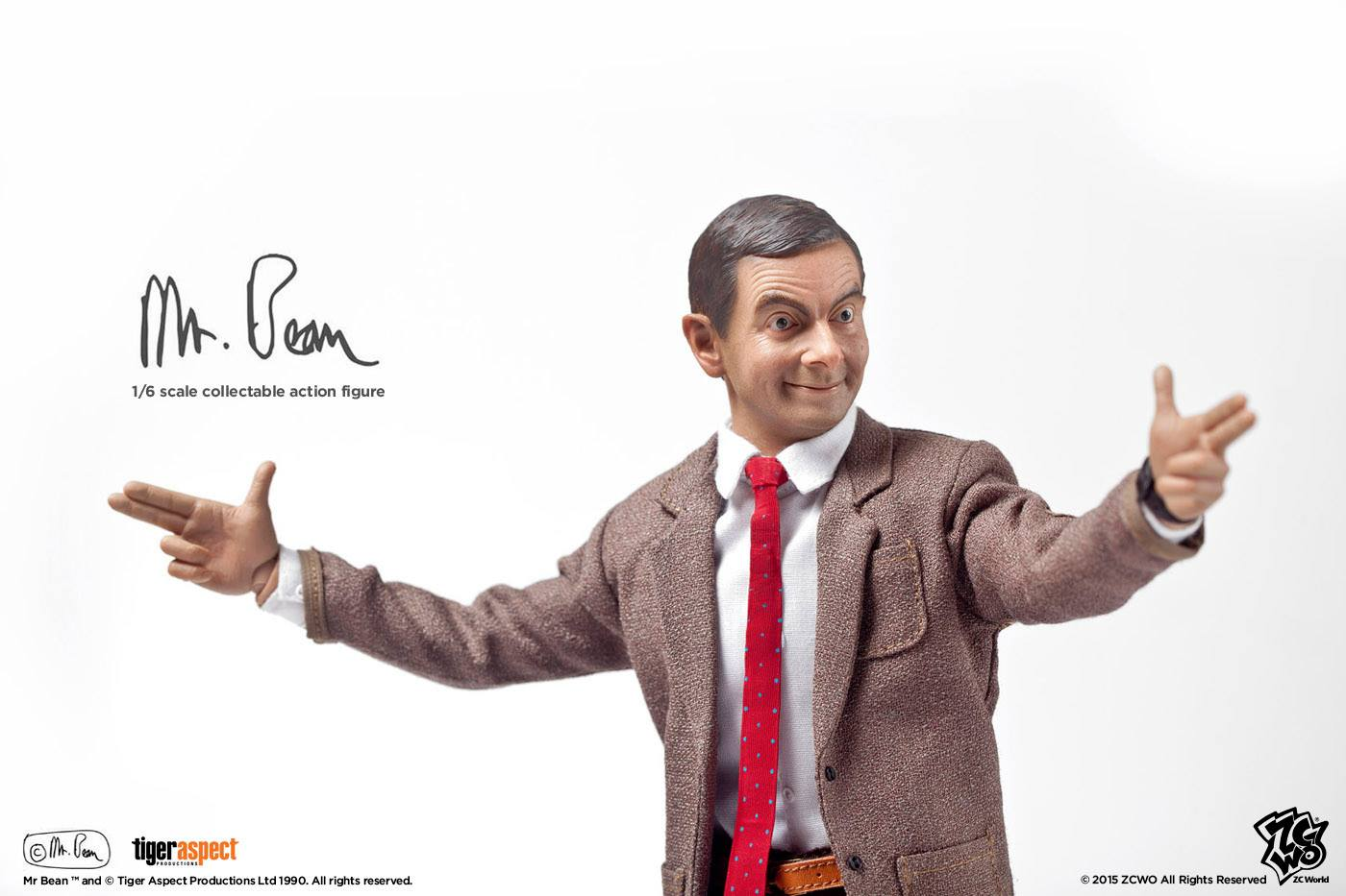 [ZCWO] Mr. Bean - 1/6 scale 150243j7306jm5kh5k61li