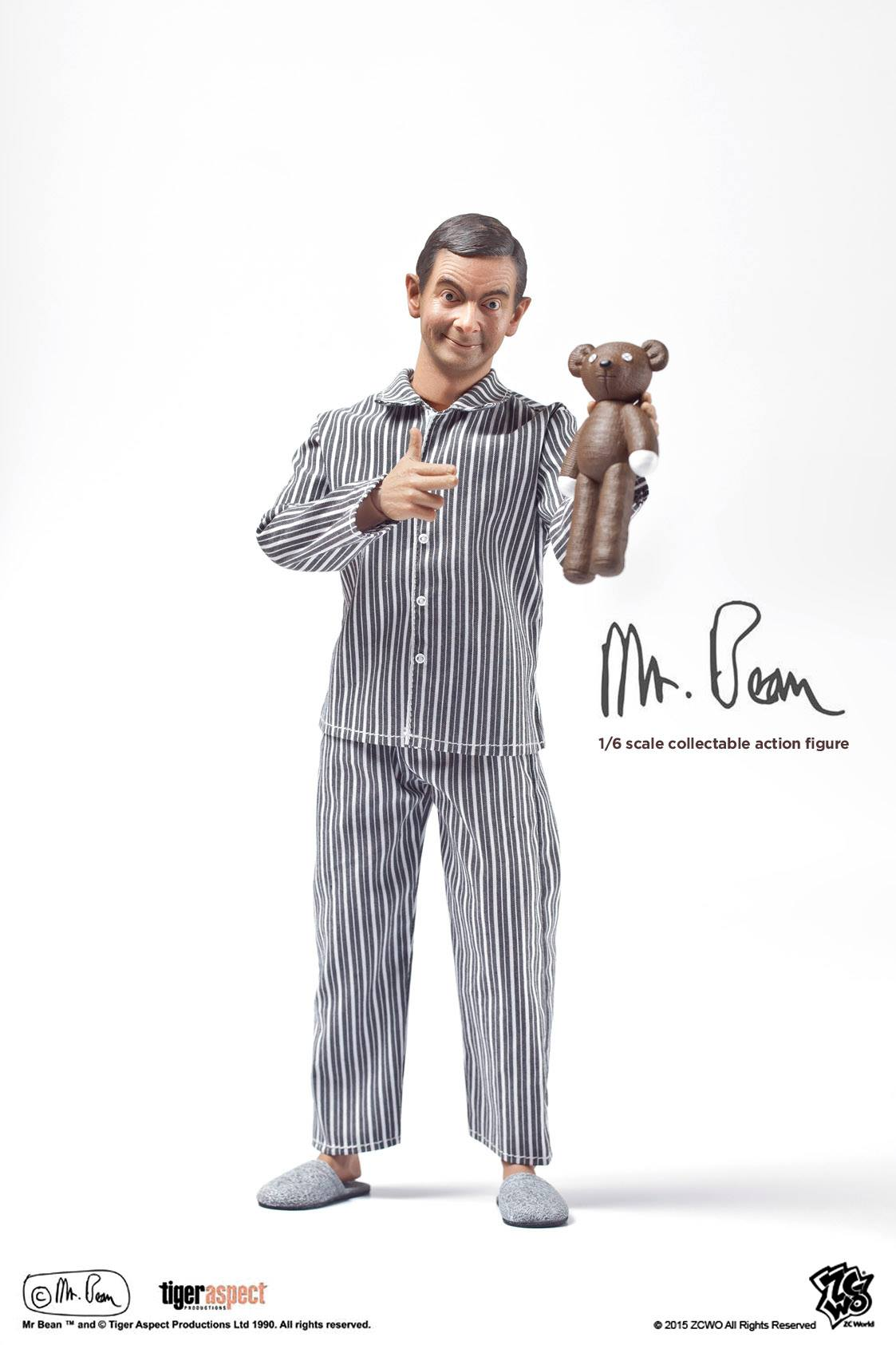 [ZCWO] Mr. Bean - 1/6 scale 150248m16fshjyps111y1w