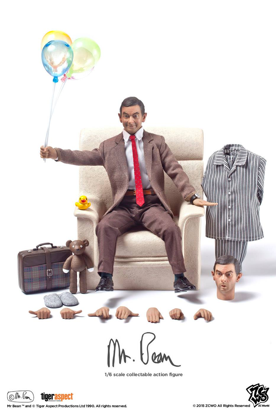 [ZCWO] Mr. Bean - 1/6 scale 150250sy1wuzyqu179wsss