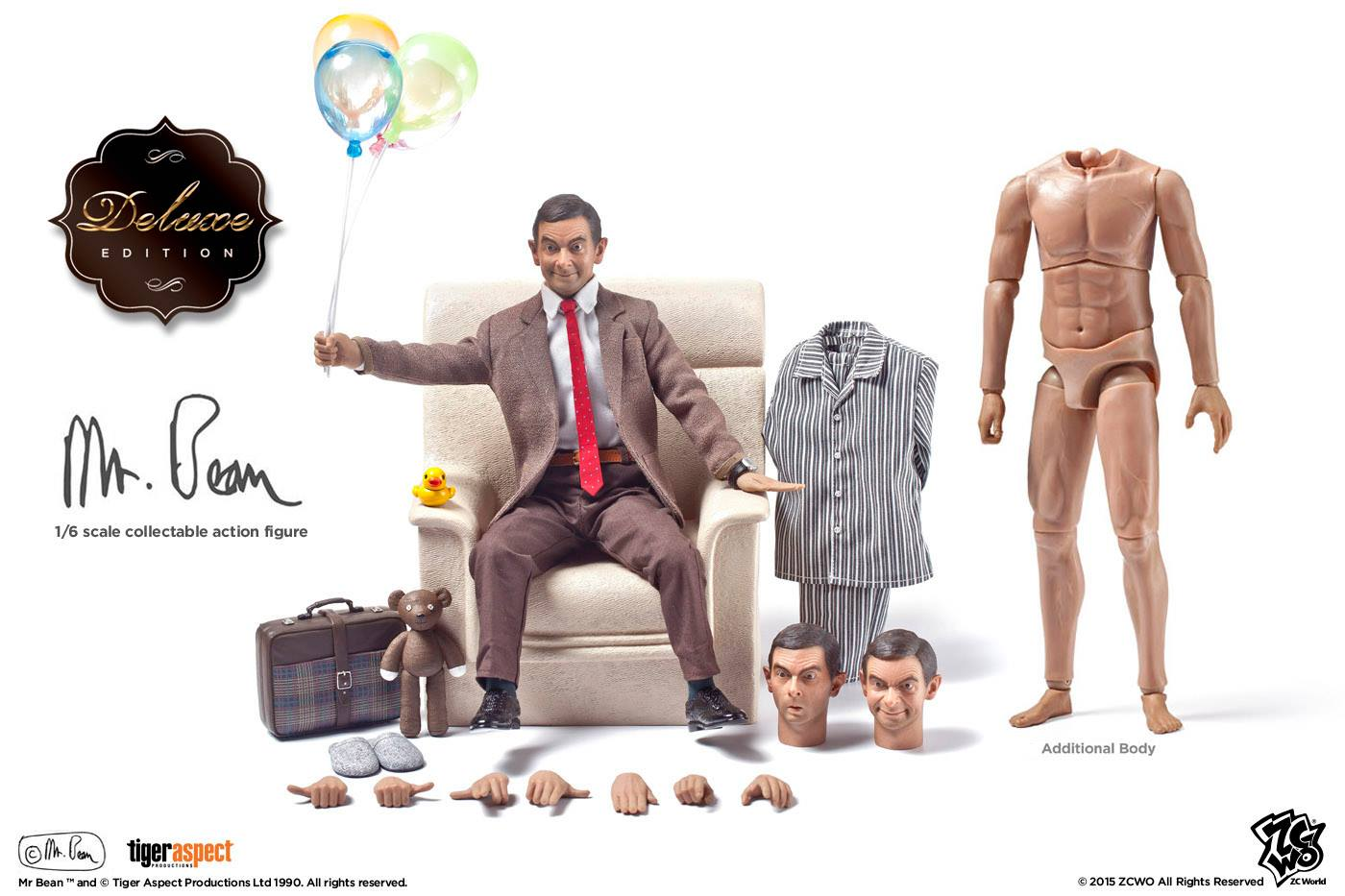 [ZCWO] Mr. Bean - 1/6 scale 150251fi1hvnb3xrricgvv