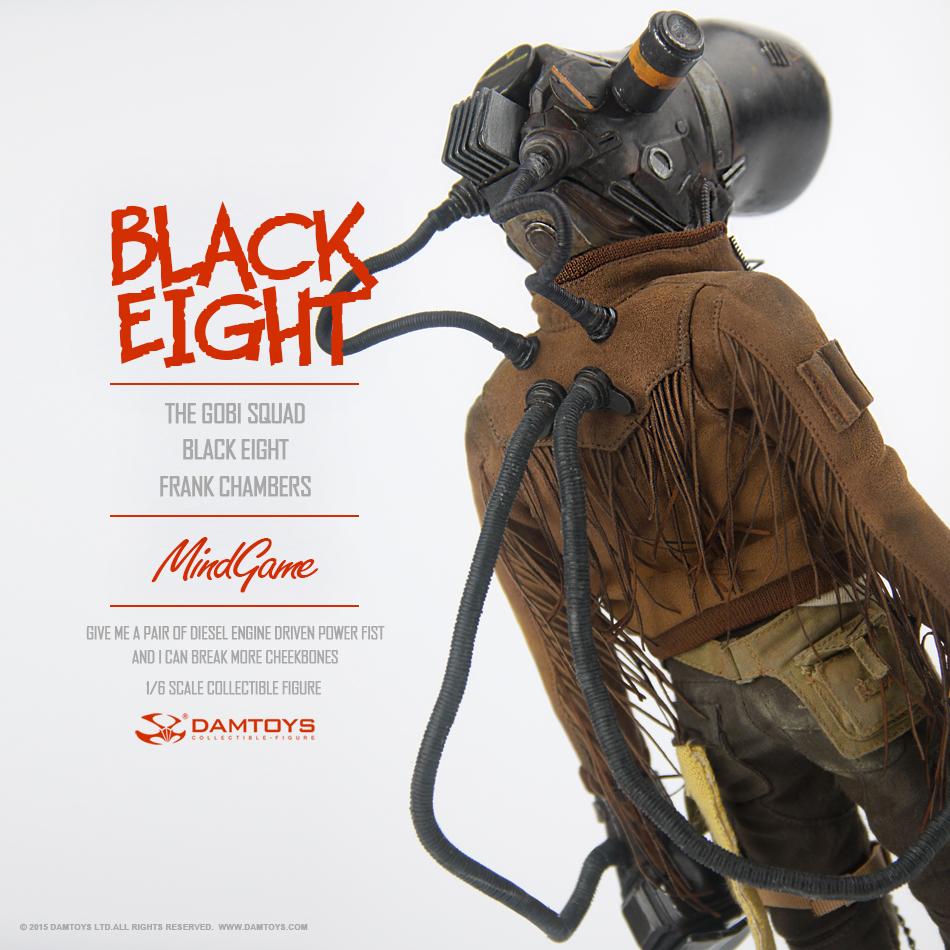 DAMTOYS 1/6 MindGame - The Gobi Squad - Black Eight - Frank Chambers (ZP001) 135353q9stp5gtn9pf9fsf