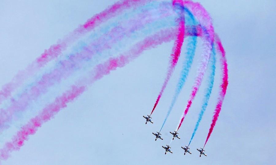 巴基斯坦在首都伊斯兰堡举行盛大国庆阅兵式 - hubao.an - hubao.an的博客