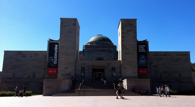 堪培拉战争纪念馆二次巡游之大型装备篇 - hubao.an - hubao.an的博客