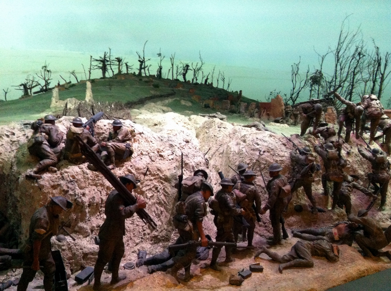 澳大利亚堪培拉战争纪念馆之第一次世界大战篇 - hubao.an - hubao.an的博客