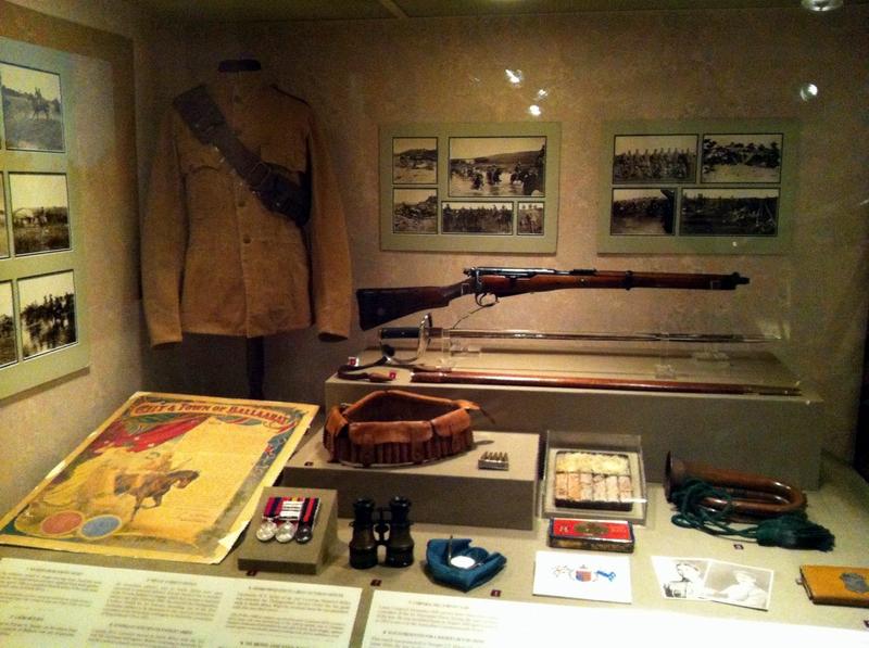 澳大利亚堪培拉战争纪念馆之近代战争篇 - hubao.an - hubao.an的博客