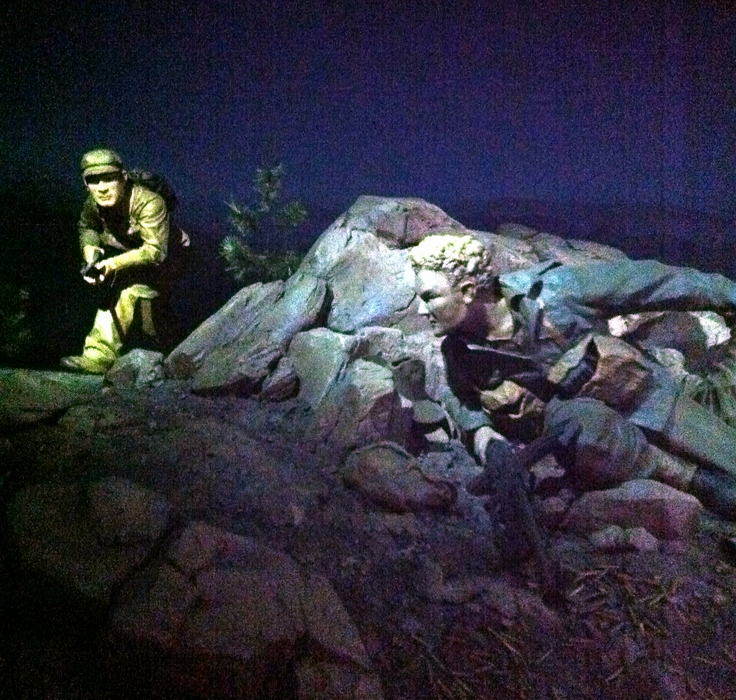 堪培拉战争纪念馆之韩战与越战篇 - hubao.an - hubao.an的博客
