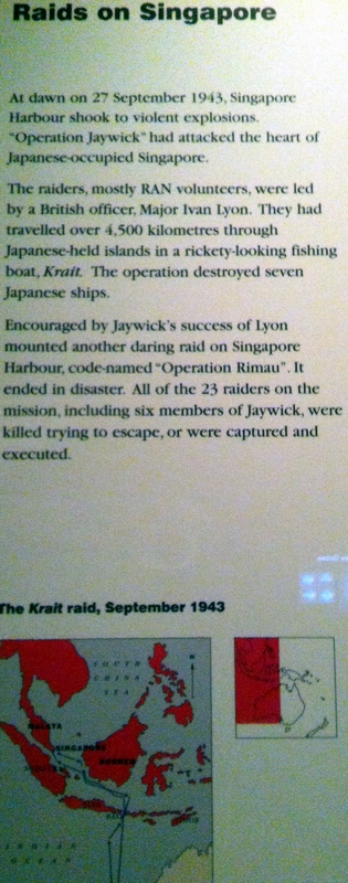 澳大利亚堪培拉战争纪念馆之第二次世界大战篇 - hubao.an - hubao.an的博客