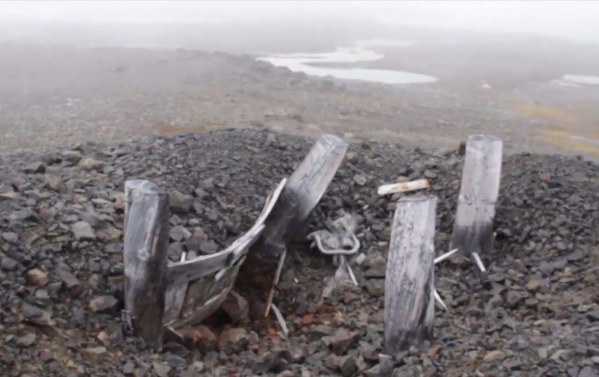 俄科学家在北极发现纳萃秘密基地(11P) - hubao.an - hubao.an的博客