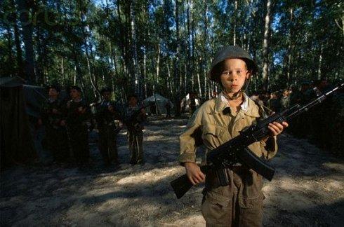 五彩俄罗斯——俄罗斯战斗民族训练特种兵竟从娃娃抓起 - hubao.an - hubao.an的博客