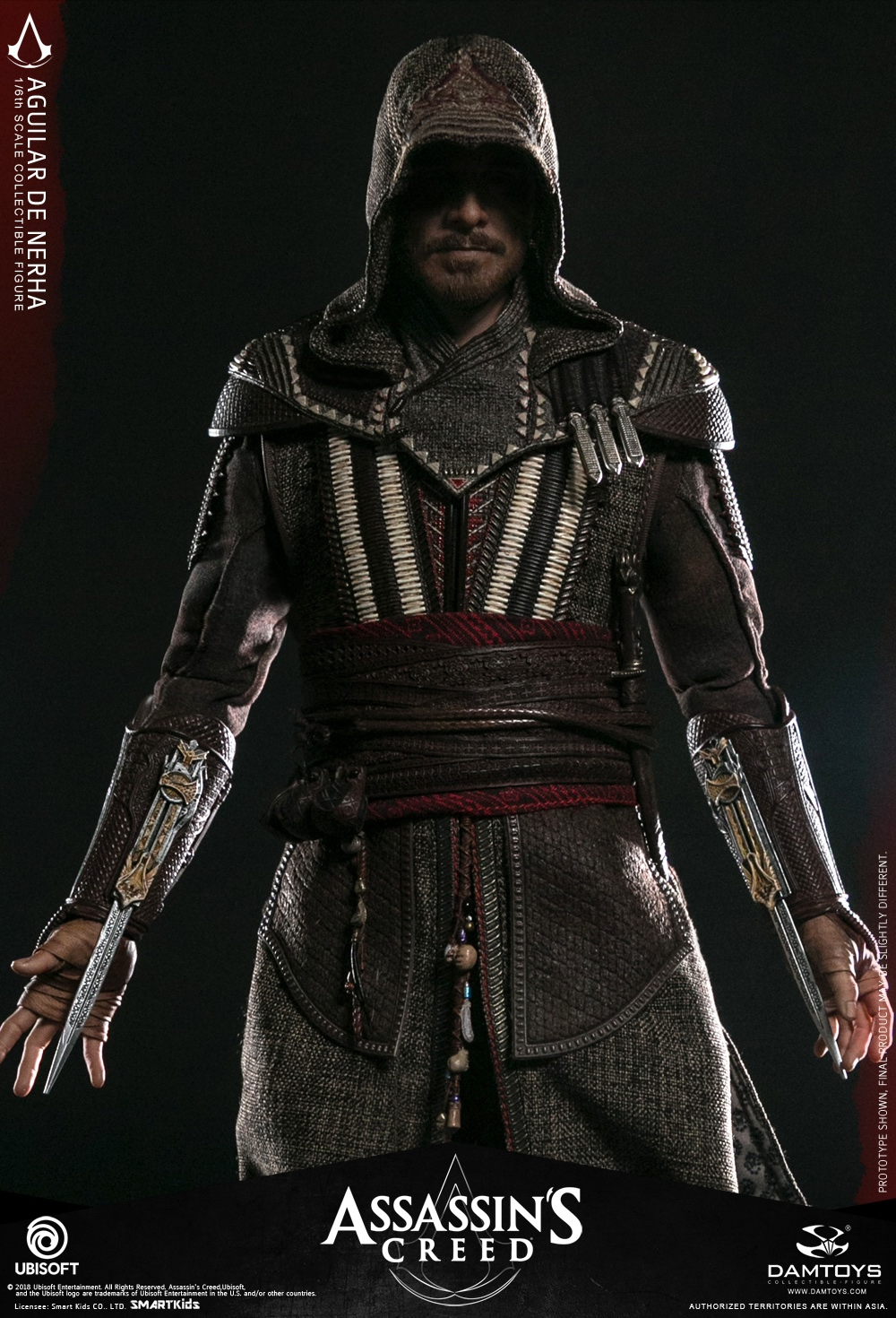 NEW PRODUCT: Damtoys–Assassin's Creed –1/6th scale Aguilar Collectible Figure Specifications 130155sbuavubhi8idnndz