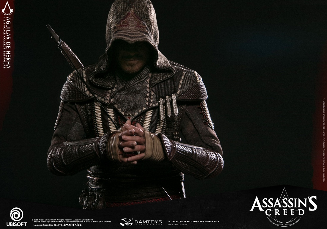 NEW PRODUCT: Damtoys–Assassin's Creed –1/6th scale Aguilar Collectible Figure Specifications 130158b3p8kj4qbjbo2p5p