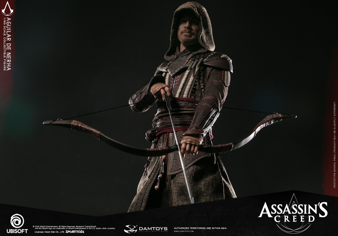 NEW PRODUCT: Damtoys–Assassin's Creed –1/6th scale Aguilar Collectible Figure Specifications 130159zdzlw05mnlxknwln