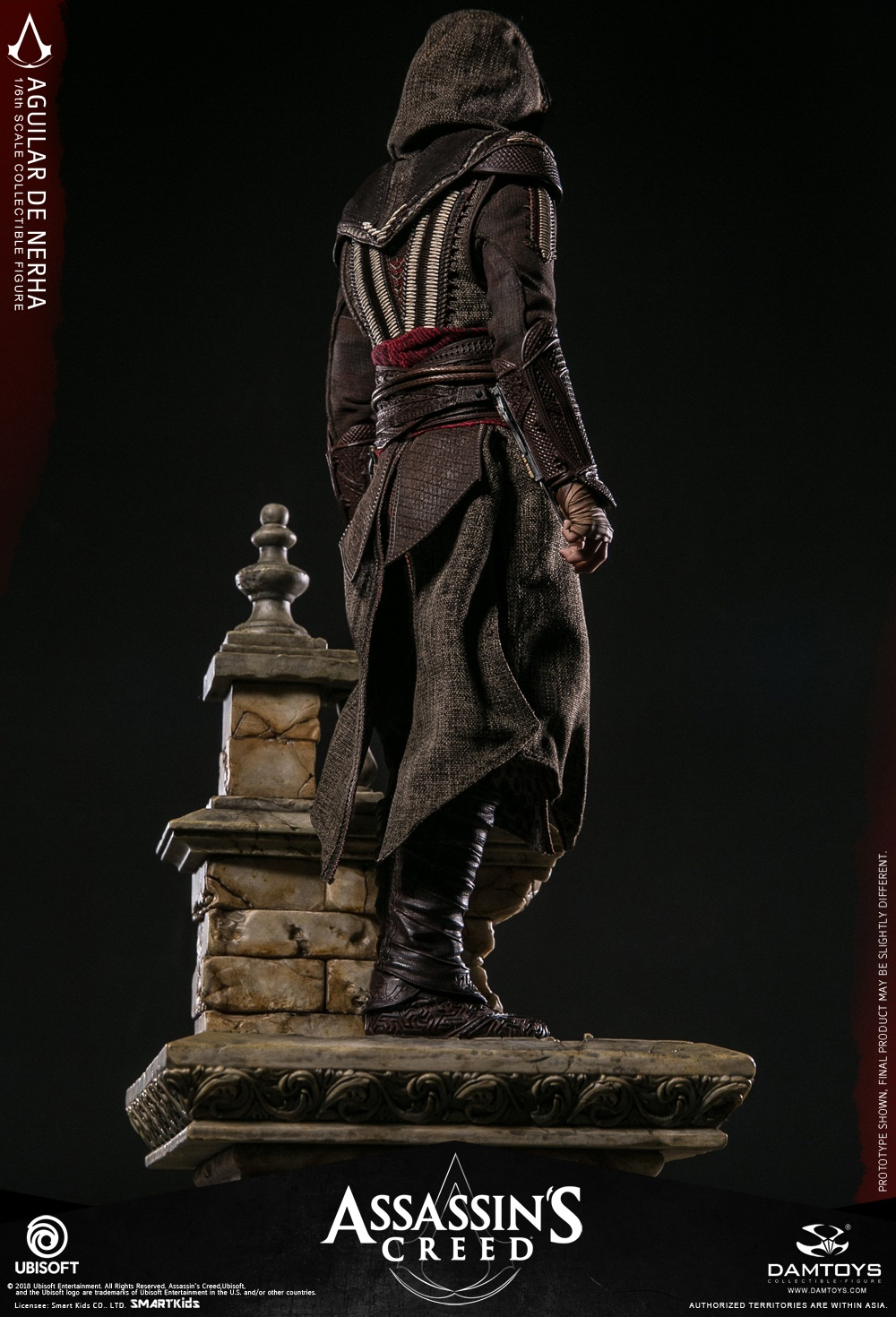 NEW PRODUCT: Damtoys–Assassin's Creed –1/6th scale Aguilar Collectible Figure Specifications 130200i8uwojpjqaye29zj