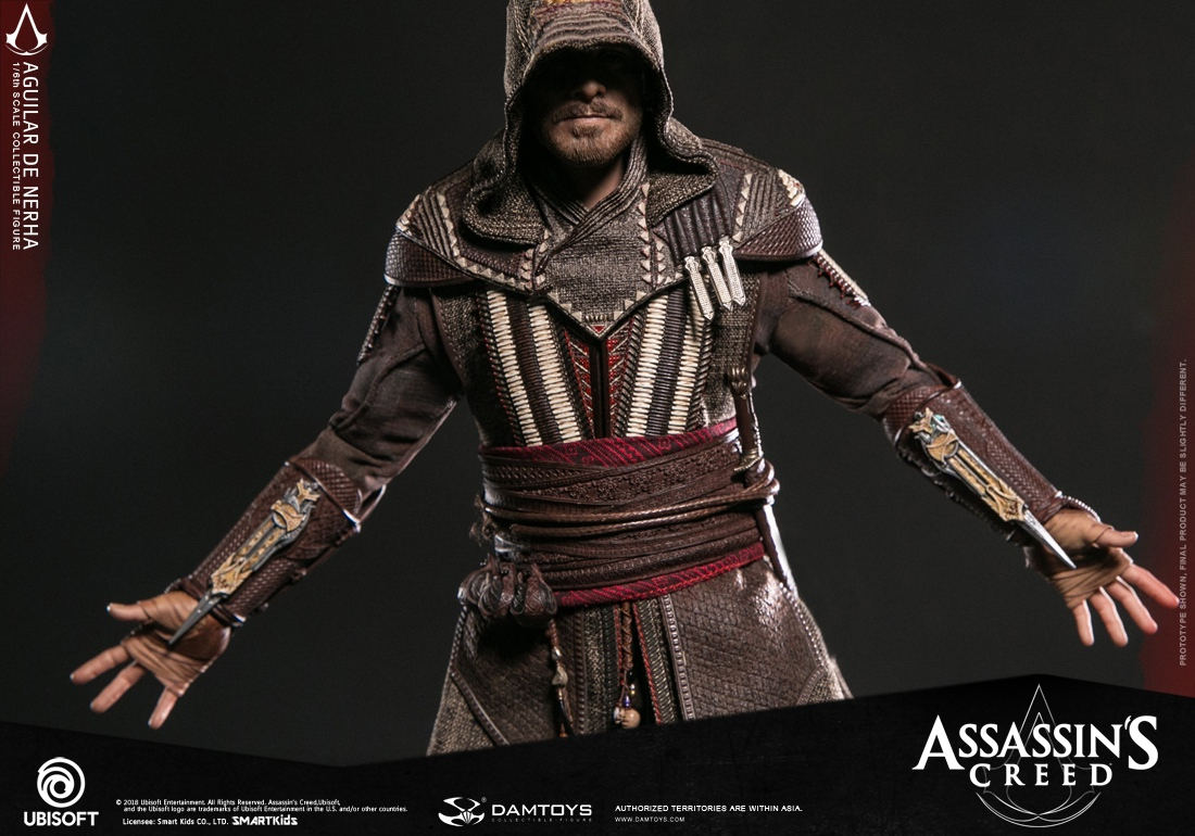 NEW PRODUCT: Damtoys–Assassin's Creed –1/6th scale Aguilar Collectible Figure Specifications 130201xjcjci6qqwpq066b