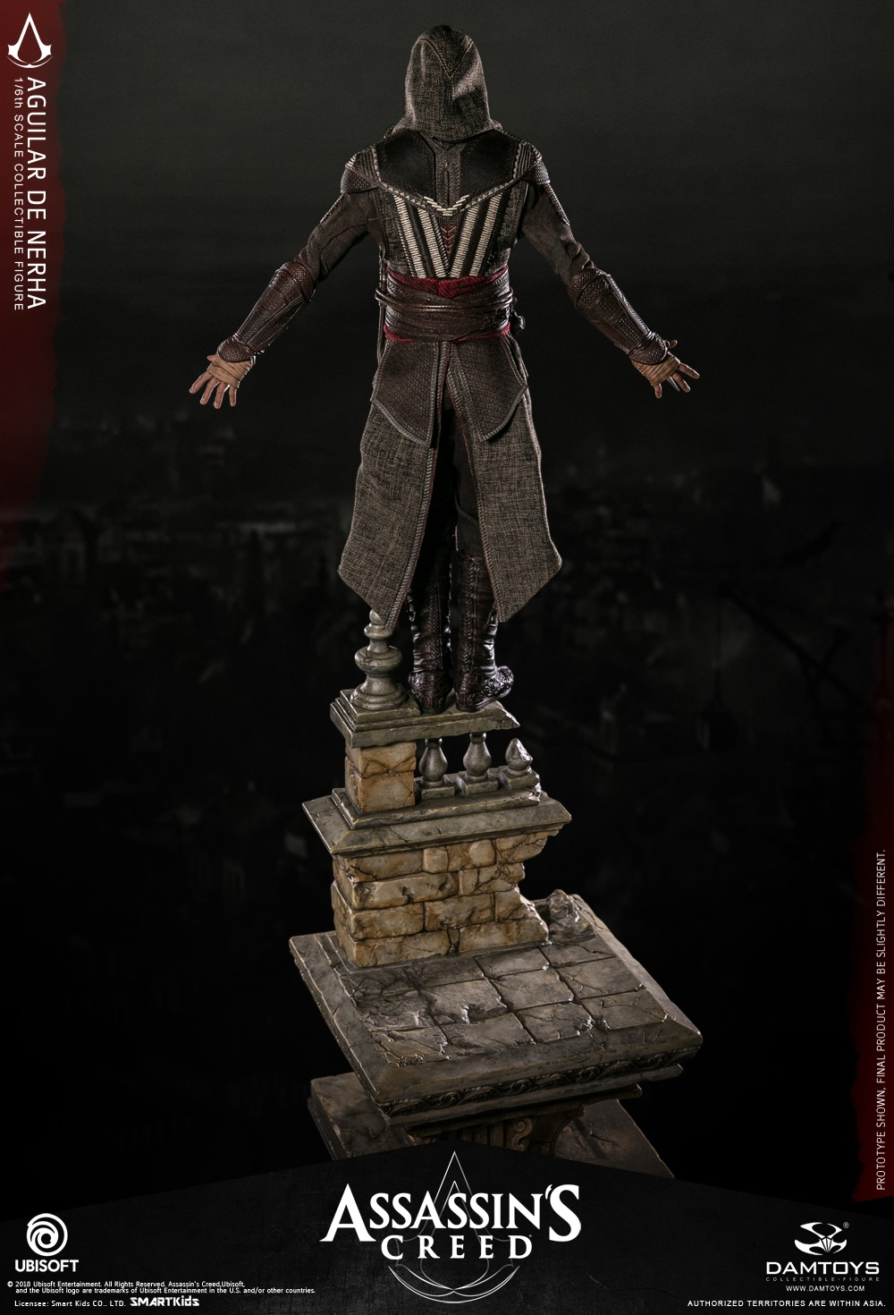 NEW PRODUCT: Damtoys–Assassin's Creed –1/6th scale Aguilar Collectible Figure Specifications 130202xwj5run7v02ajszj