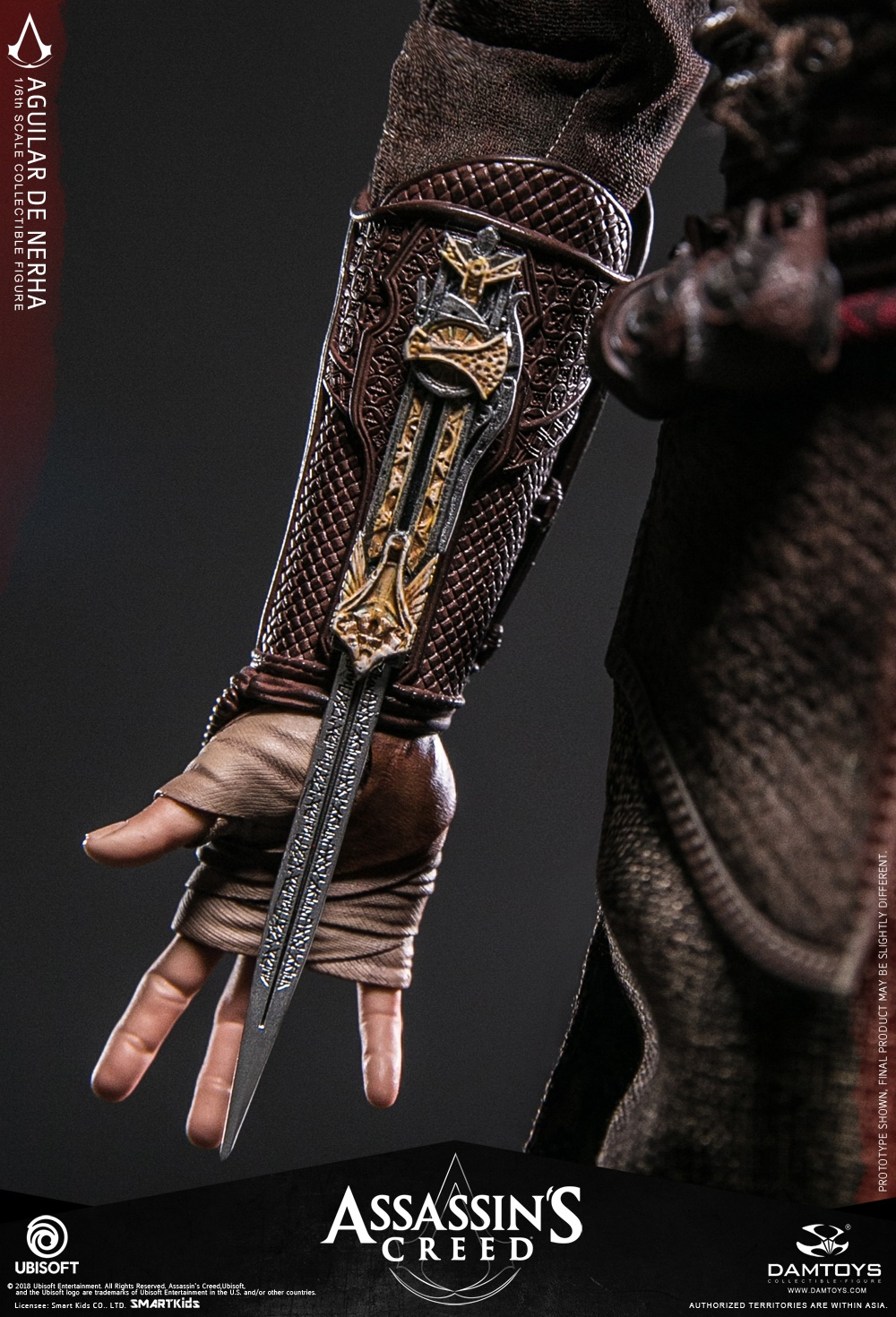 NEW PRODUCT: Damtoys–Assassin's Creed –1/6th scale Aguilar Collectible Figure Specifications 130715uc49coi5cc8plplw