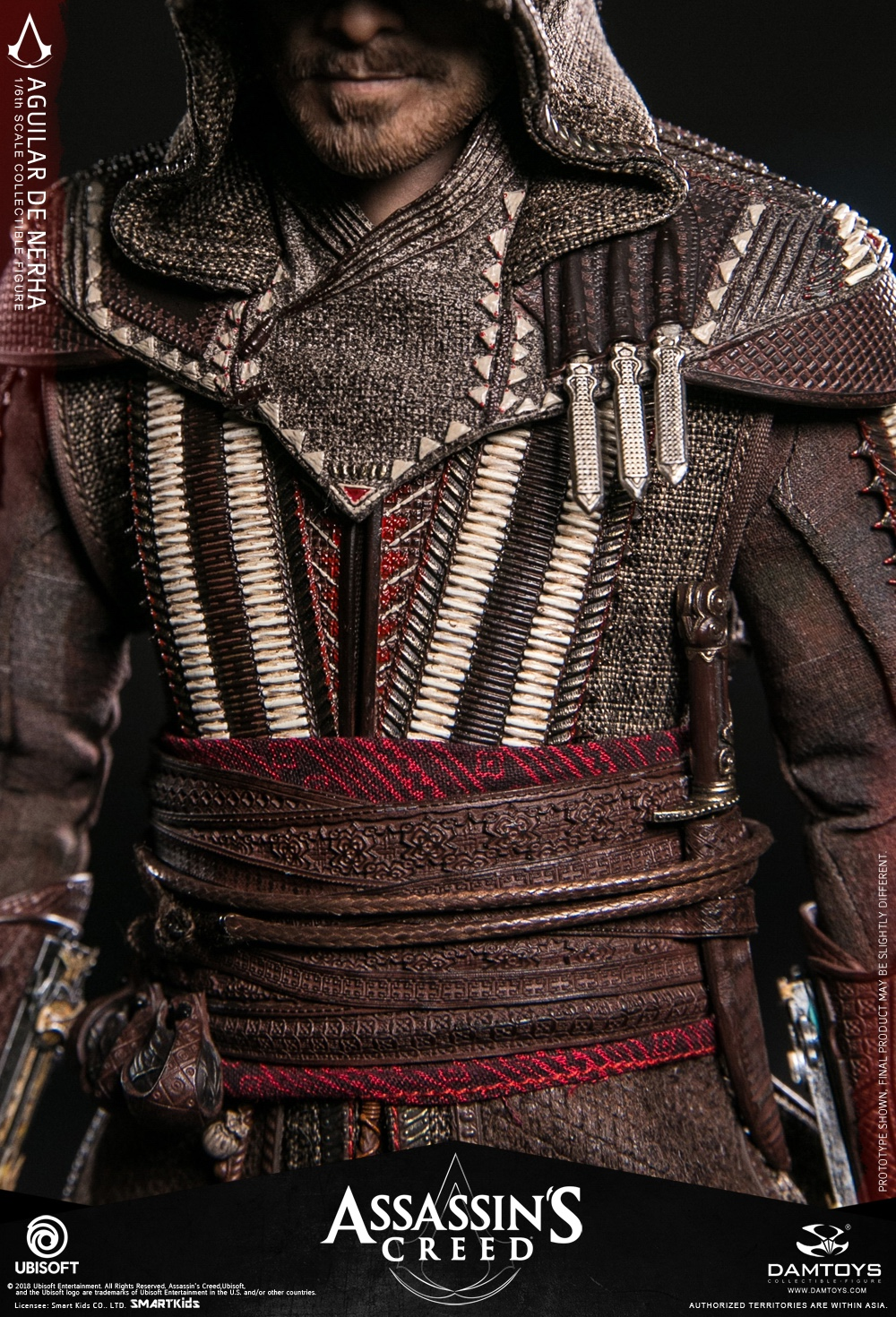 NEW PRODUCT: Damtoys–Assassin's Creed –1/6th scale Aguilar Collectible Figure Specifications 130716gwz5p888rqp9frzp