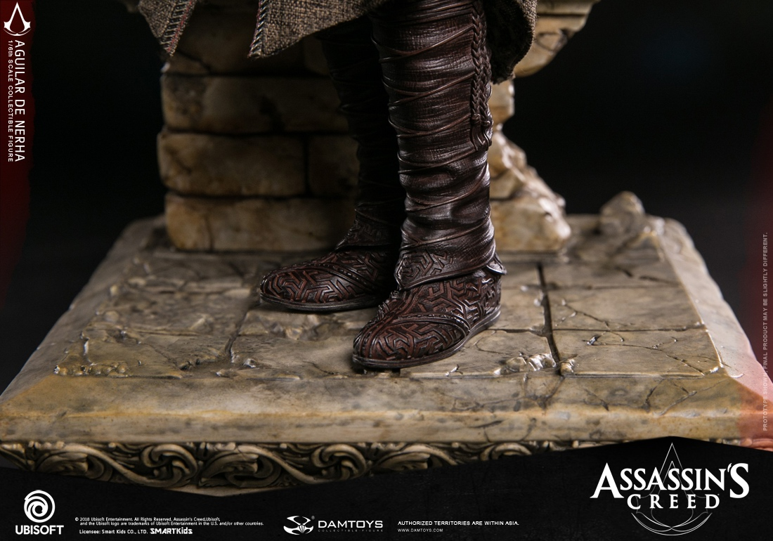 NEW PRODUCT: Damtoys–Assassin's Creed –1/6th scale Aguilar Collectible Figure Specifications 130720g4i432uotpip4ix3