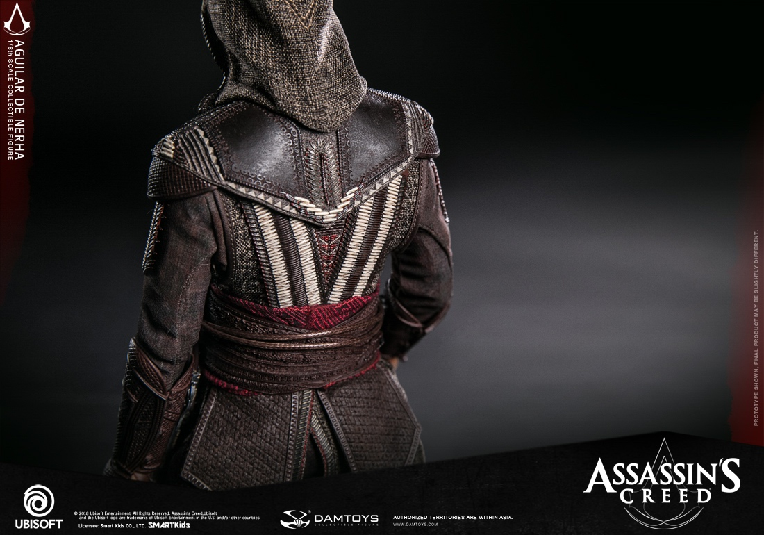 NEW PRODUCT: Damtoys–Assassin's Creed –1/6th scale Aguilar Collectible Figure Specifications 130720jxpjnrx2srppgrpj