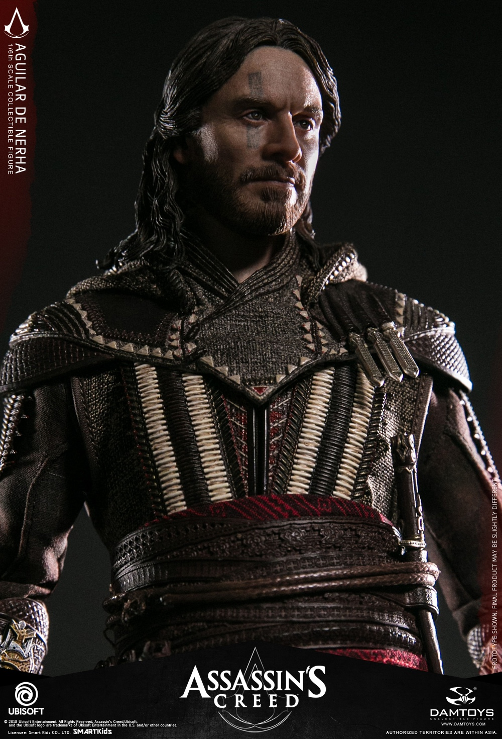 NEW PRODUCT: Damtoys–Assassin's Creed –1/6th scale Aguilar Collectible Figure Specifications 130722y18187jmn2ncy19f