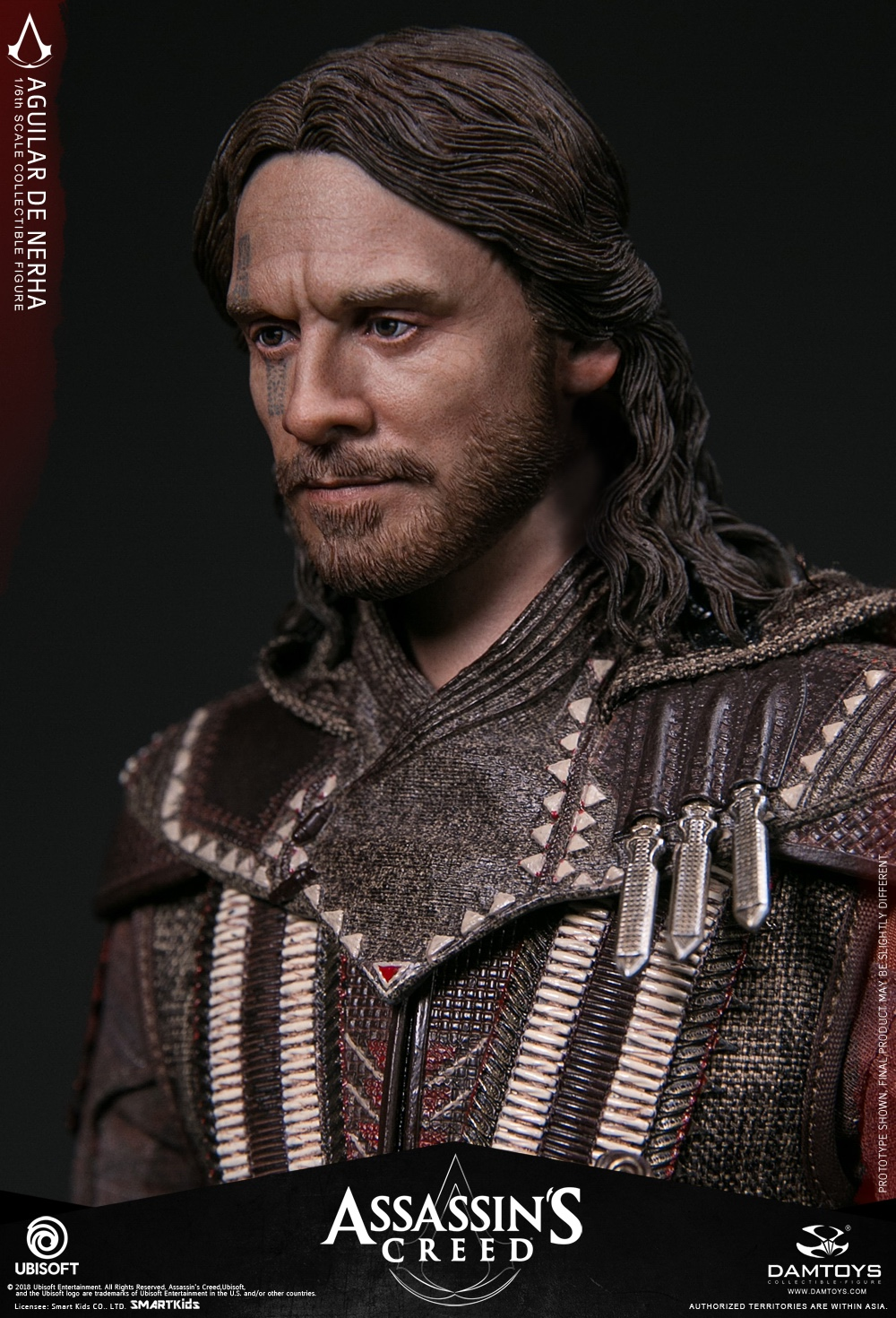 NEW PRODUCT: Damtoys–Assassin's Creed –1/6th scale Aguilar Collectible Figure Specifications 130723lvdbpppwlvi377hg