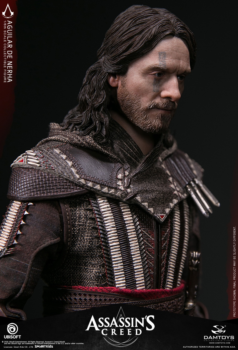 NEW PRODUCT: Damtoys–Assassin's Creed –1/6th scale Aguilar Collectible Figure Specifications 130724f0p0x6c98cqqbyzc