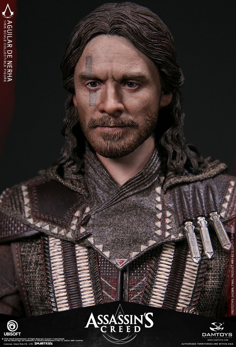 NEW PRODUCT: Damtoys–Assassin's Creed –1/6th scale Aguilar Collectible Figure Specifications 130725q9zda46lxr7vjx8a
