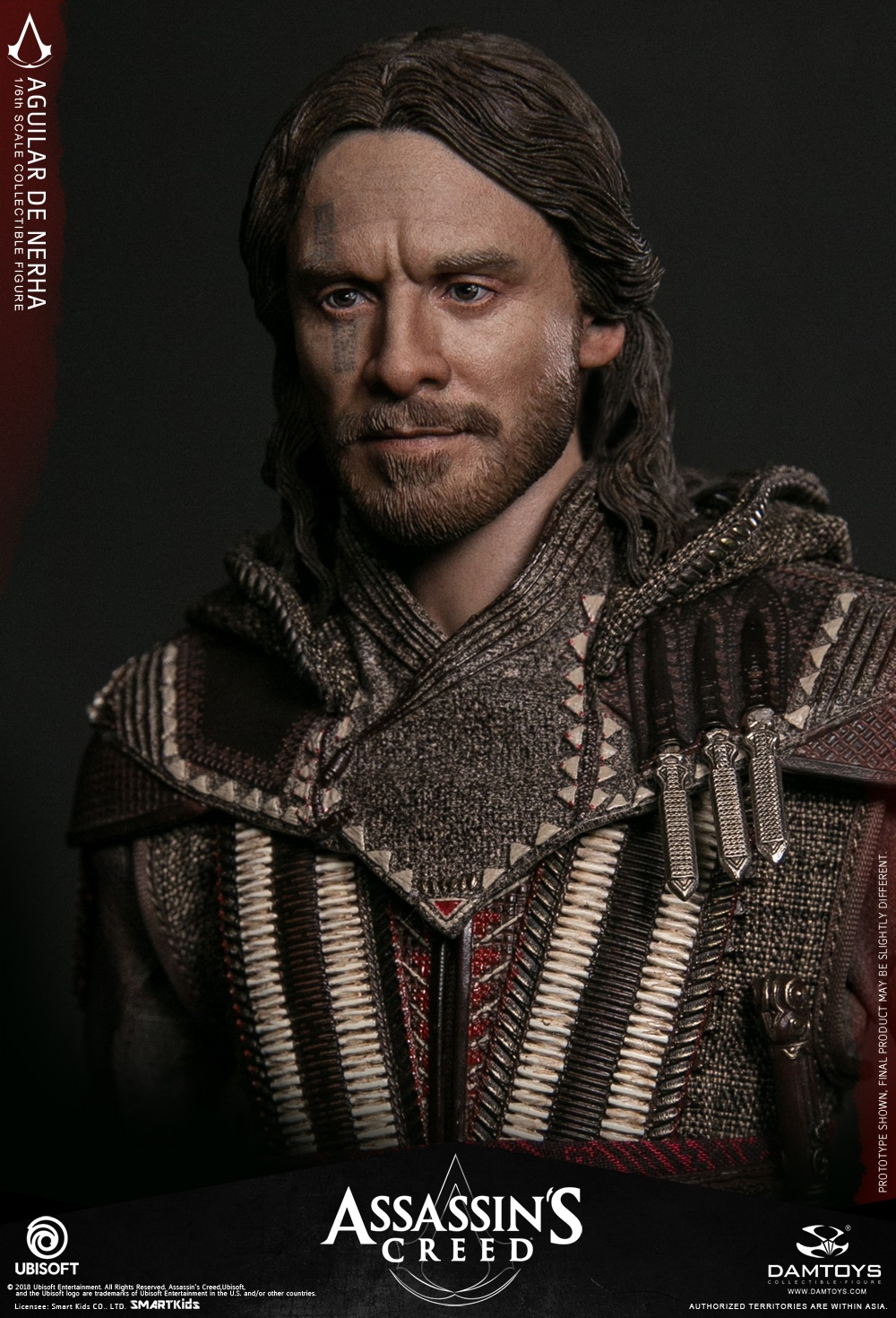 NEW PRODUCT: Damtoys–Assassin's Creed –1/6th scale Aguilar Collectible Figure Specifications 130726tt7v7jhcemcyjmhc