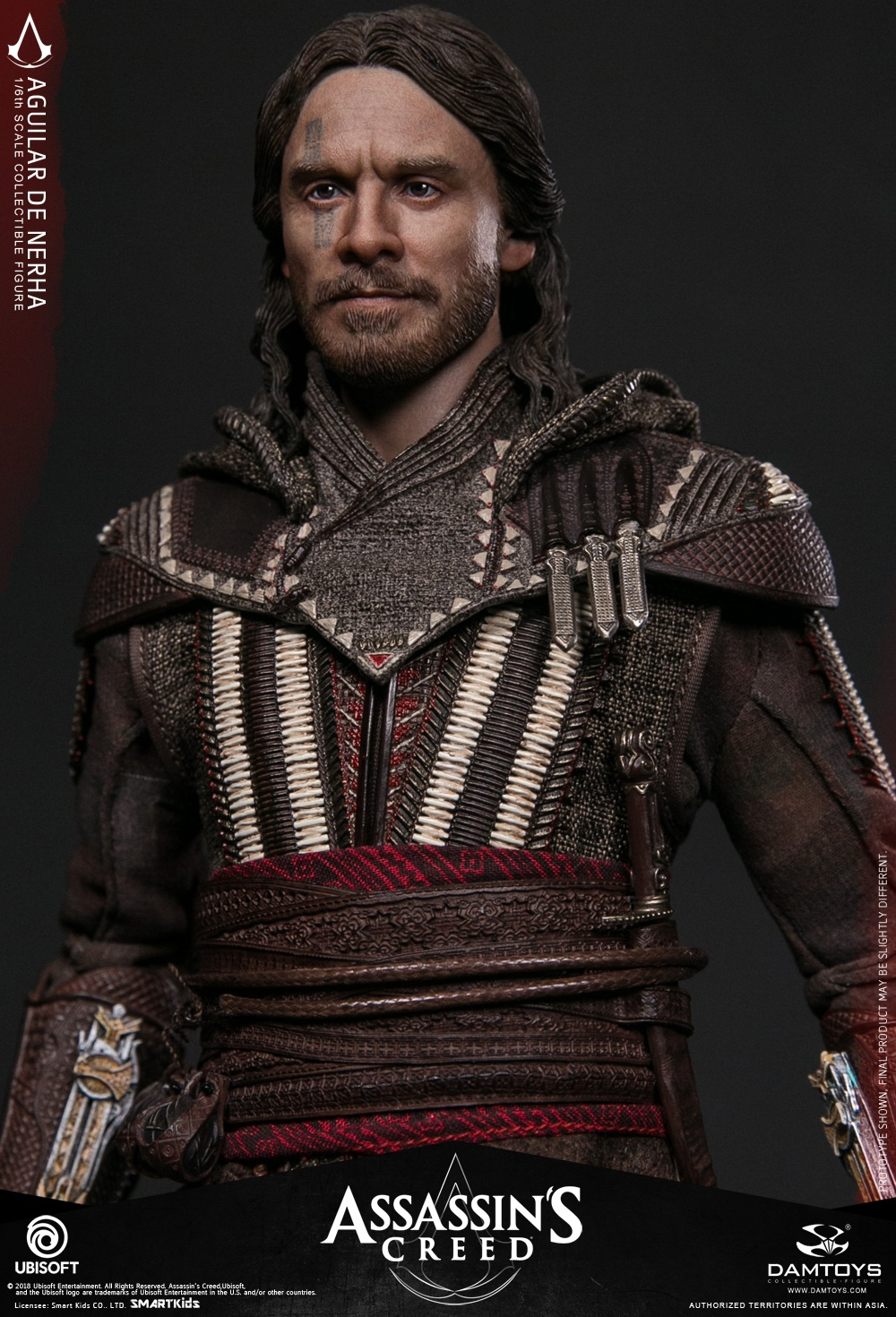 NEW PRODUCT: Damtoys–Assassin's Creed –1/6th scale Aguilar Collectible Figure Specifications 130727ijujsuh1z1lgjpgn