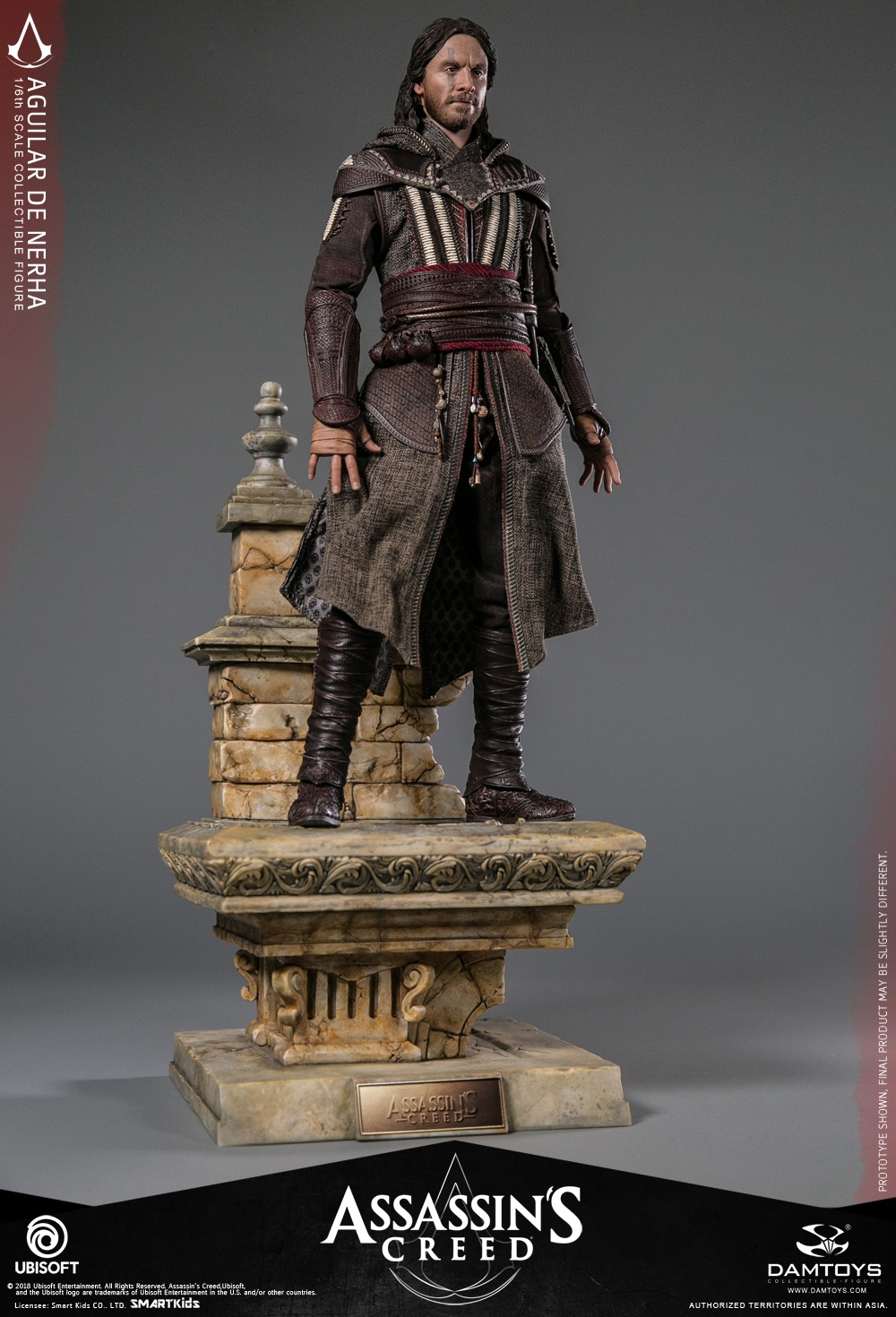 NEW PRODUCT: Damtoys–Assassin's Creed –1/6th scale Aguilar Collectible Figure Specifications 130728yjn191xx7xjrjw22