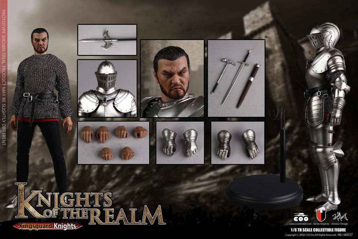 COOMODEL 1/6 Empire Series - (New Lightweight Metal) Milanese Knight 190550jdo9ffv4o4keokfi