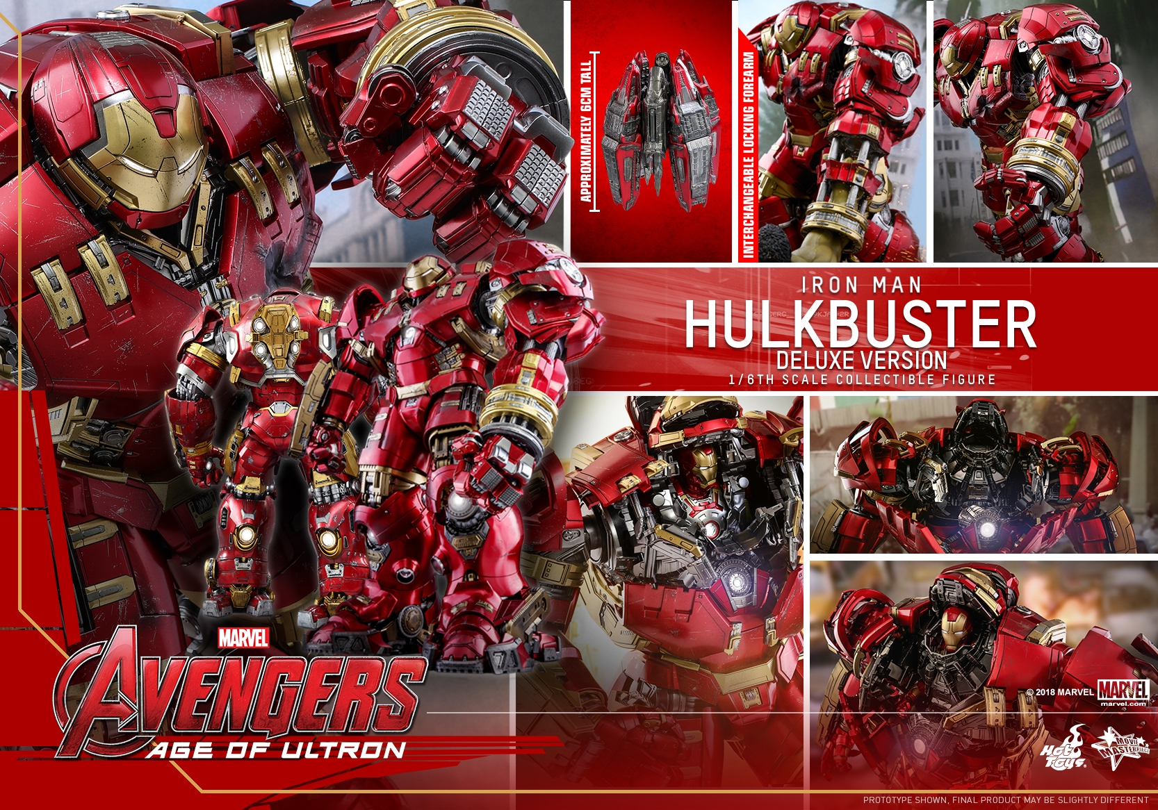 Hot Toys - AAOU - Hulkbuster (Deluxe Version) collectible figure_PR27.jpg