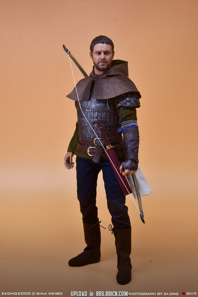 poptoys - NEW PRODUCT: POPTOYS: 1/6 EX21 Robin Hood Chivalrous Robin Hood - Double Head Carving & War Horse 134911cdqv2vue3x2gsdmp