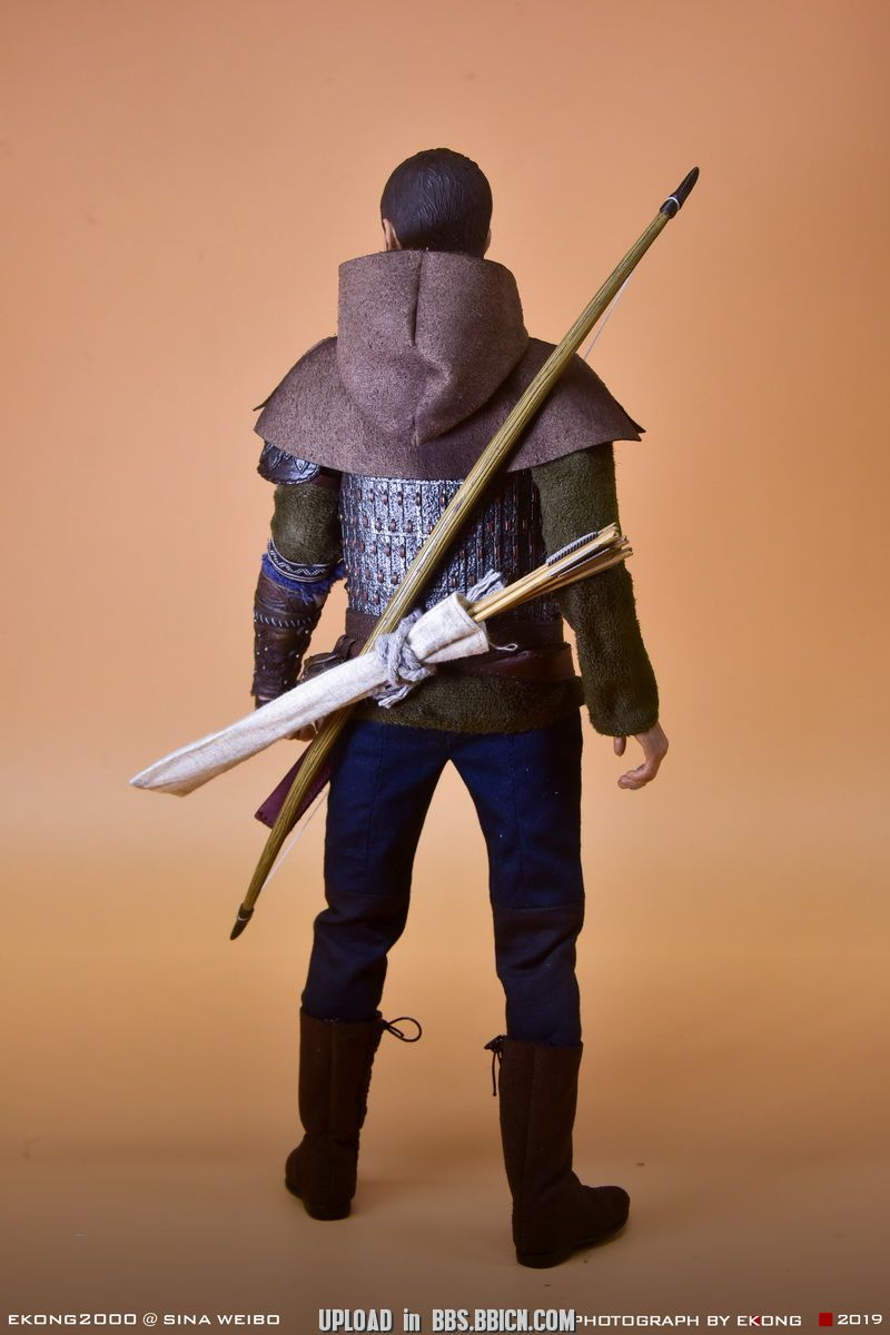 NEW PRODUCT: POPTOYS: 1/6 EX21 Robin Hood Chivalrous Robin Hood - Double Head Carving & War Horse 134911xl5l3gcofvfu2cve